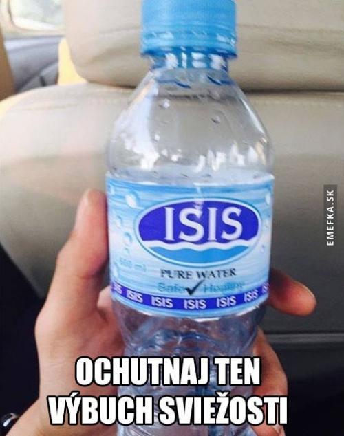 ISIS voda
