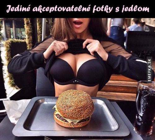 Fotka s jídlem