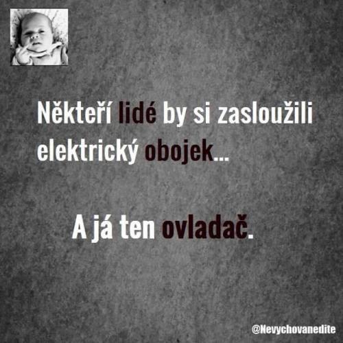 Elektrický obojek