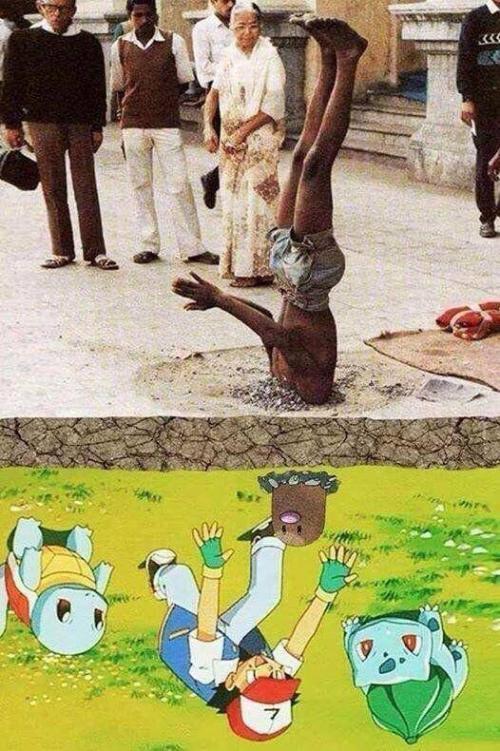 Tadááááááá Pokemon