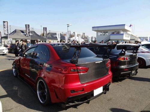 Mitsubishi EVO :)