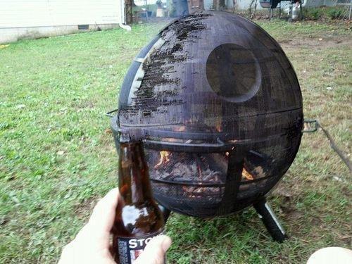 Death Star Gril