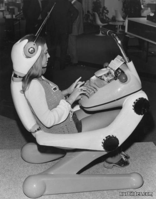 Mobilní psací stroj