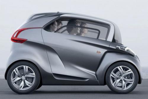 elektrický Peugeot