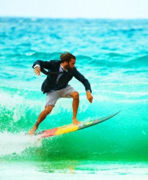 Kancelářské surfování