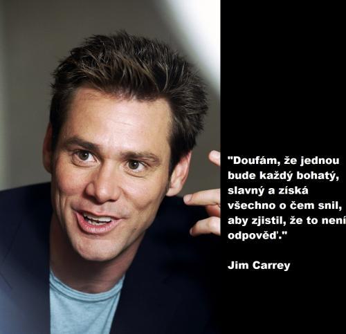 Jim Carrey :)