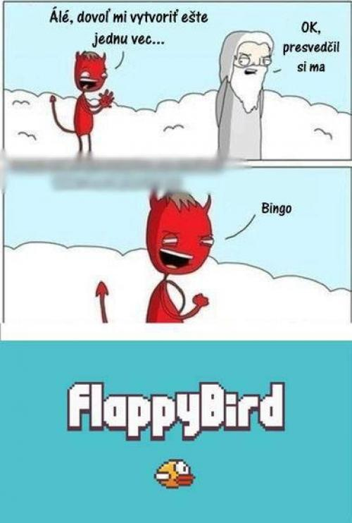Flappy bird :D