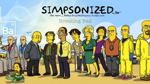 Simpsonovi - Perníkový táta