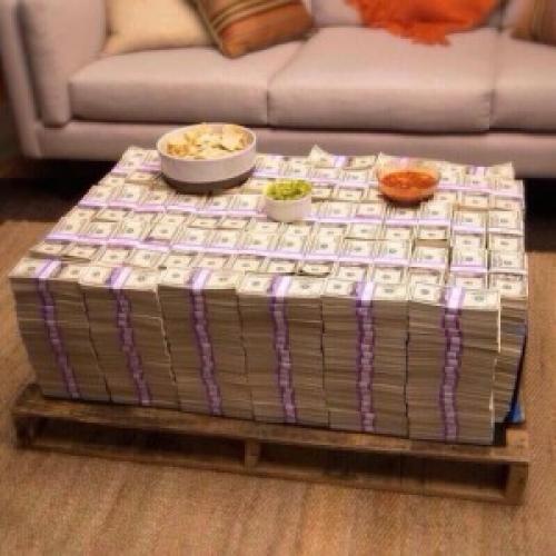 Nejdražší stůl na světě