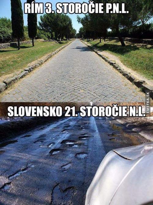 Řím vs. Slovensko:D