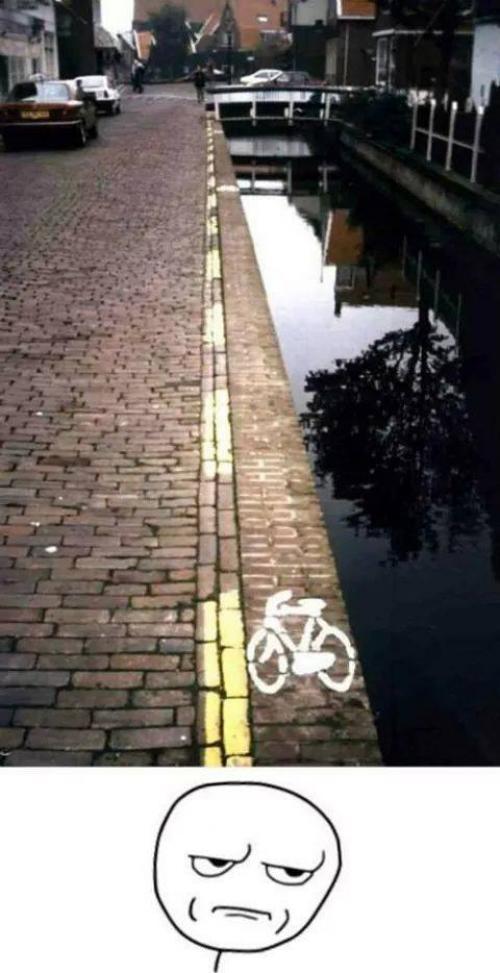 Skvělá cyklostezka