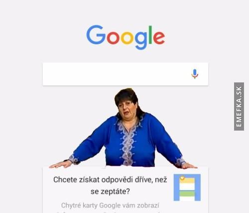 Jolanda zaměstnaná u Googlu