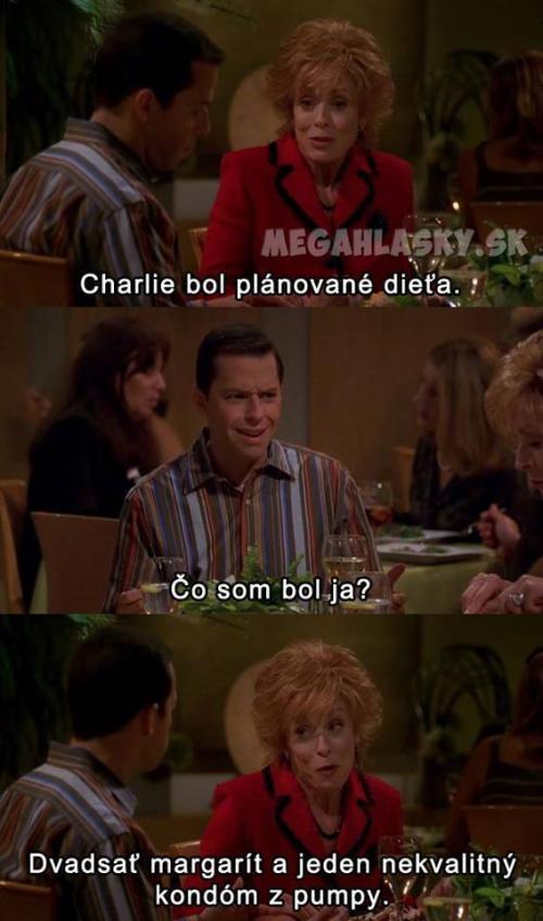 Charlie byl plánovaný!