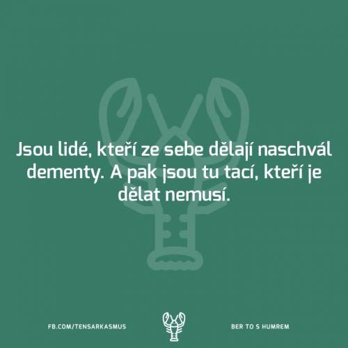 Naschvál dementi