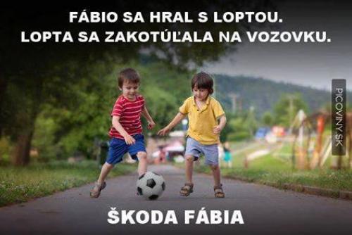 Škoda Fábia