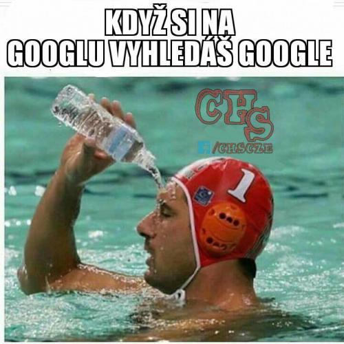 Google vyhledáváč