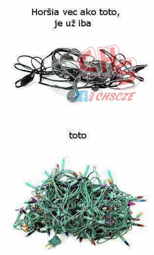 Zamotané dráty