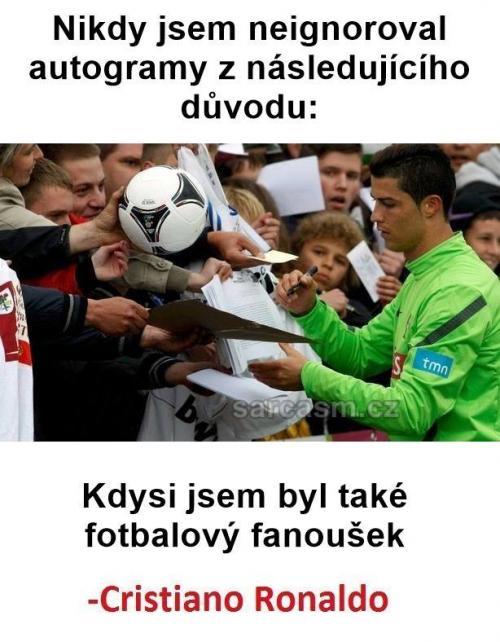 Fotbalový fanoušek