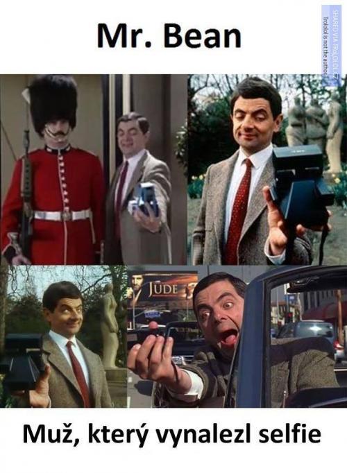 Mr Bean)