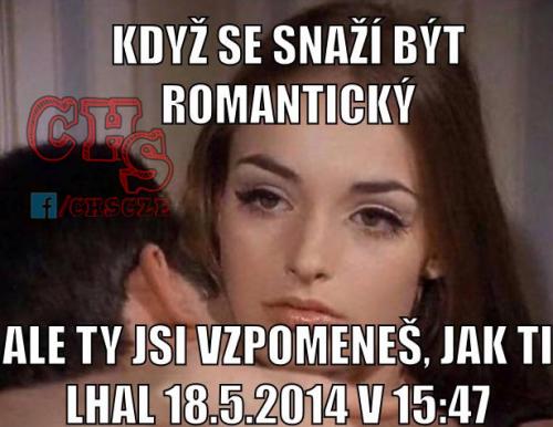 Romantik to po#ral