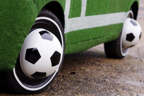 Fotbalové auto