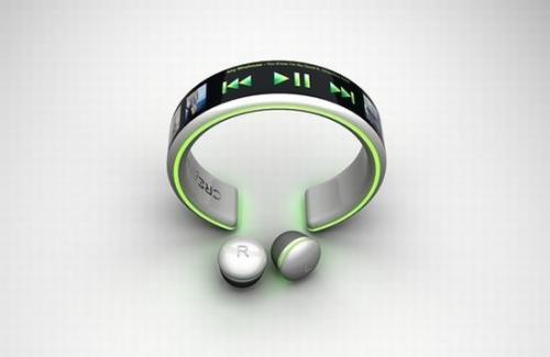 Skvělý prototyp MP3 přehrávače