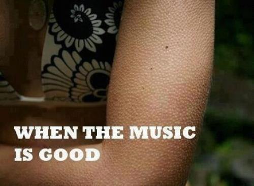 Když je muzika dobrá