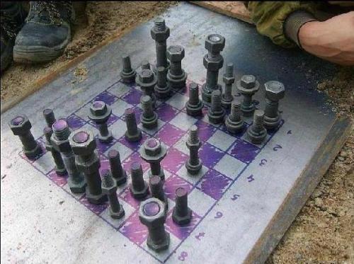 Originální šachy