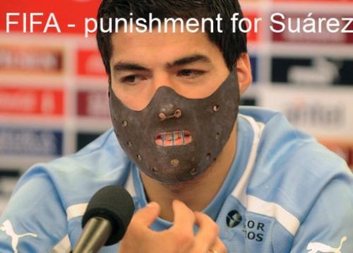 trest pro Suáreze
