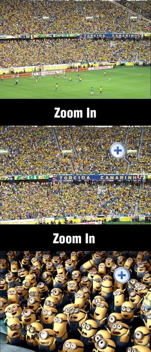 Brazilští fotbaloví fanoušci
