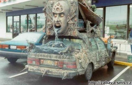 Magický vůz