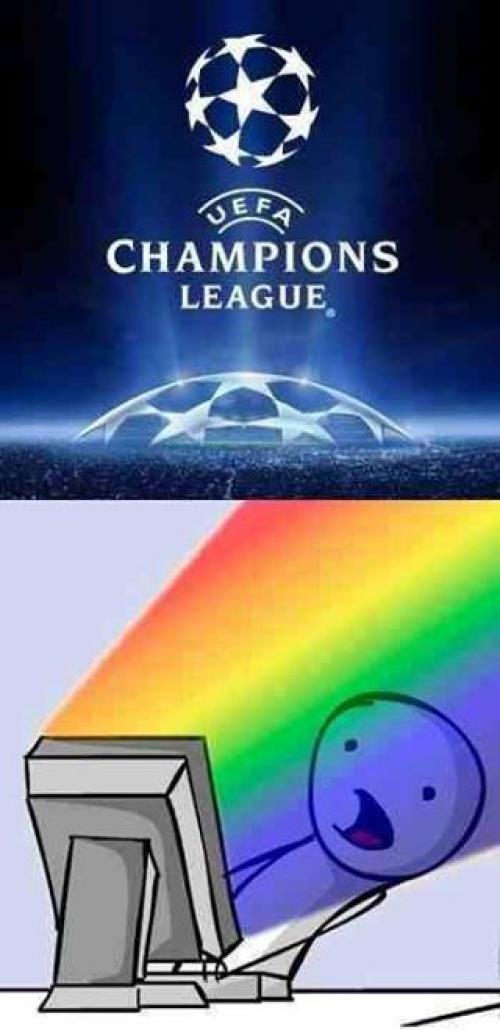 Champions league!