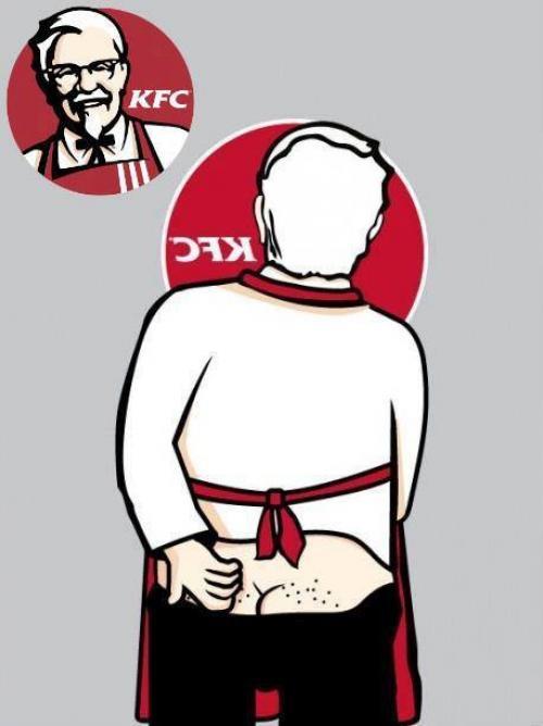 Zákulisí KFC