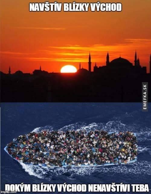 Navštív Blízky východ