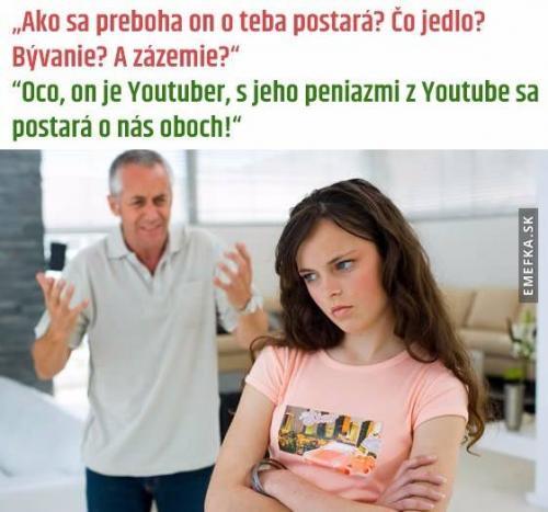 On je Youtuber!!
