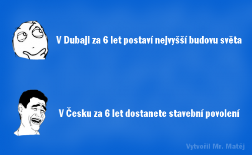 Česko a Dubaj