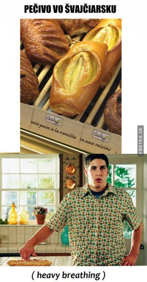 Pečivo pro muže