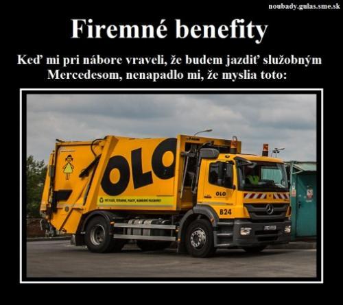 Firemní benefity