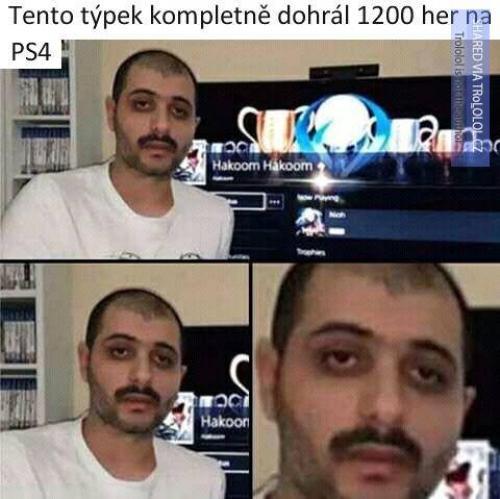 PS4 Gambler