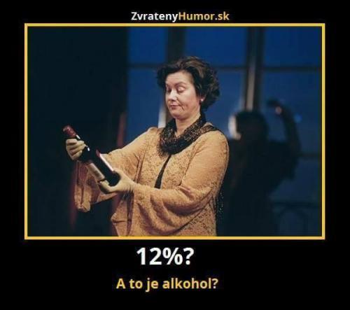 Alkohol - to se ještě prodává