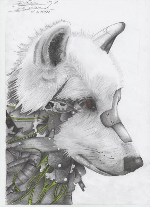Elektro vlk