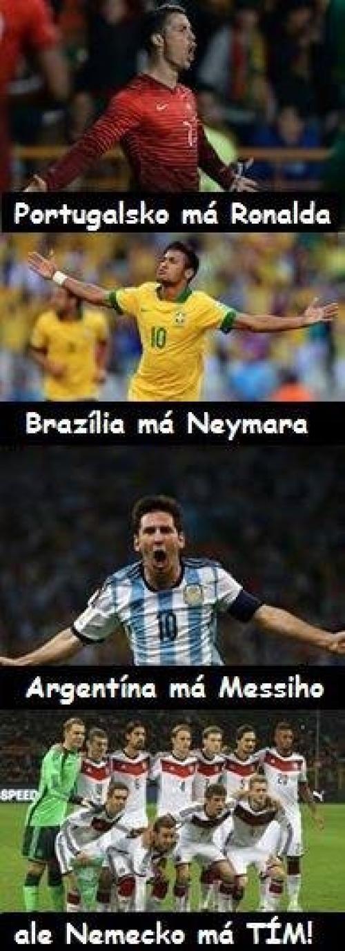 Fotbalové velmoci