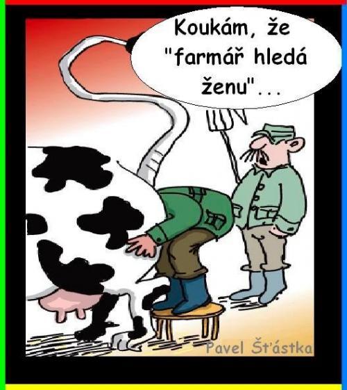 Farmář