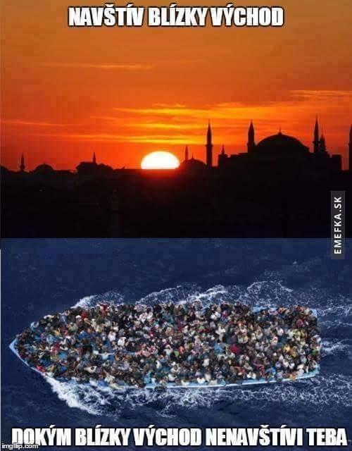 Navštiv blízký východ