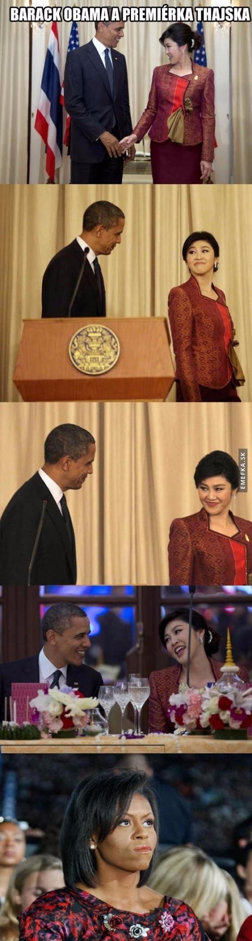 Barack Obama je kanec