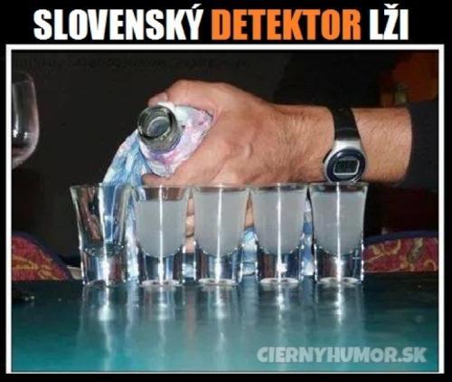 Slovenský detektor lži