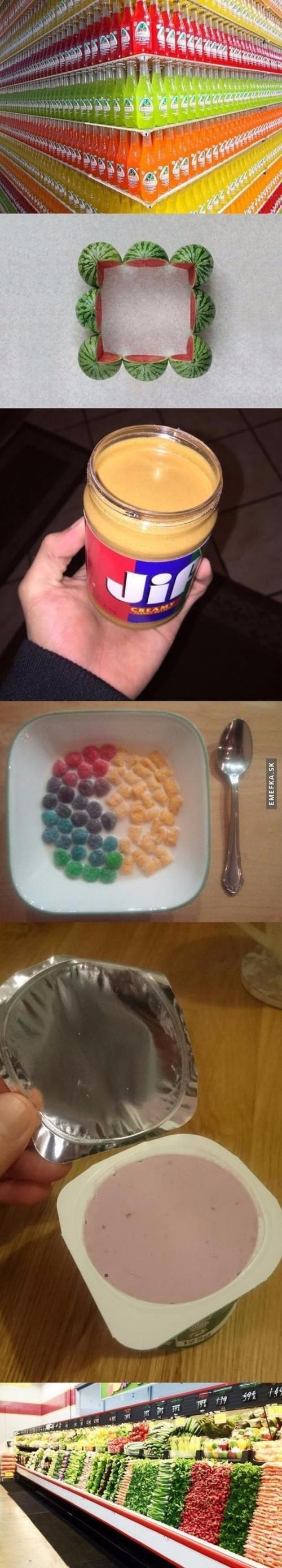 Záběry z OCD nebe