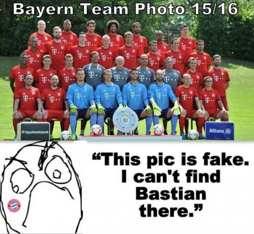 Bayern fans:D