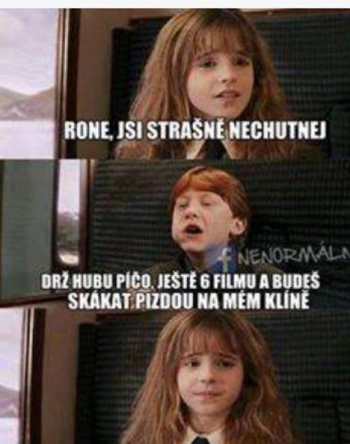 Nechutnej Ron
