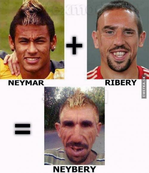Neymar   Ribery